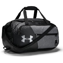 Sportovní taška Under Armour Undeniable Duffel 4.0 SM - Graphite Medium Heather