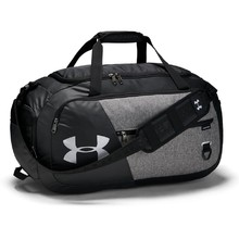 Sportovní taška Under Armour Undeniable Duffel 4.0 MD - Graphite Medium Heather