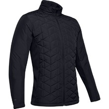 Pánská prošívaná bunda Under Armour CG Reactor Golf Hybrid Jacket