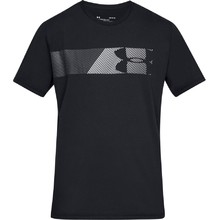 Pánské triko Under Armour Fast Left Chest 2.0 SS - Black