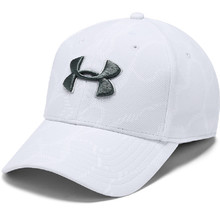 Kšiltovka Under Armour Men's Printed Blitzing 3.0 - Halo Gray