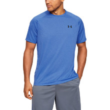Pánské triko Under Armour Tech 2.0 SS Tee Novelty - Versa Blue