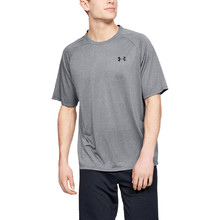 Pánské triko Under Armour Tech 2.0 SS Tee Novelty - Pitch Gray