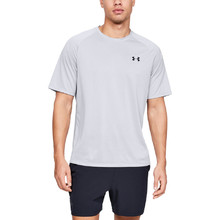 Pánské triko Under Armour Tech 2.0 SS Tee Novelty - Halo Gray