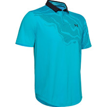 Pánské triko Under Armour Iso-Chill Shadow Polo - Escape