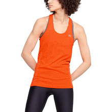 Dámské tílko Under Armour Seamless Melange Tank - Beta Orange