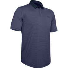 Pánské polo tričko Under Armour Iso-Chill Gradient Polo - Blue Ink