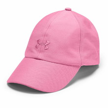 Dámská kšiltovka Under Armour Heathered Play Up Cap - Lipstick