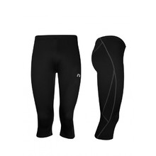 Fitness kalhoty Newline Base Dry N Comfort Knee Tights unisex