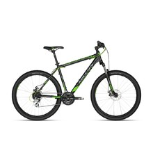 "Horské kolo KELLYS VIPER 30 26"" - model 2018 - Black Green"