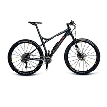 Horské kolo 4EVER Virus XC XTR Di2 27,5'' - model 2017