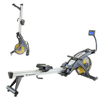 Indoor rowing inSPORTline Air Master
