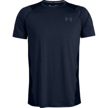 Pánské triko Under Armour Raid 2.0 SS Left Chest - Academy/Stealth Gray