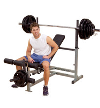 Lavice na bench press Body-Solid GDIB46L