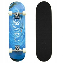Skateboard Spartan Ground Control - Blue Rave