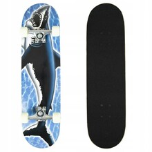 Skateboard Spartan Ground Control - Blue Shark