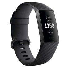 Fitness náramek Fitbit Charge 3 Graphite/Black