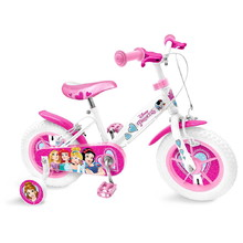"Dívčí kolo Disney Princess Bike 12"" - model 2021"