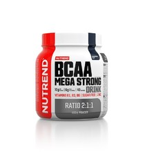Aminokyseliny Nutrend BCAA Mega Strong Drink (2:1:1) 400g
