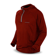 Mikina na outdoor Trimm FABRI fleece