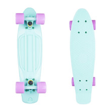 "Penny board Fish Classic 22"" - green/purple"