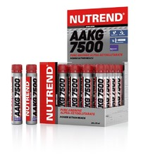 Aminokyseliny Nutrend AAKG 7500 20 x 25 ml