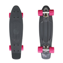 "Penny board Fish Classic 22"" - Grey-Silver-Pink"