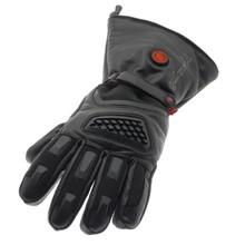 Vyhřívané lyžařské a moto rukavice Glovii GS1 - černá fbeabad6b4