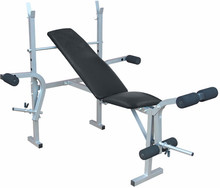 Bench press lavice inSPORTline Posilovací bench Light