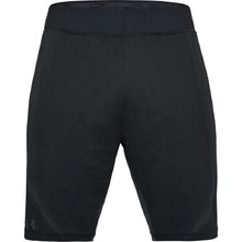 Pánské kraťasy Under Armour Threadborne Seamless Short - Black/Stealth Gray