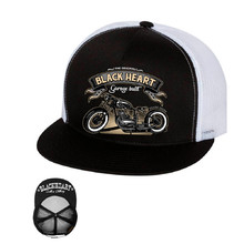 Snapback BLACK HEART 350 Trucker
