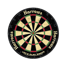 Sisalový terč Harrows Let's Play Darts
