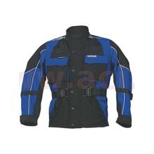 Dětská moto bunda Roleff TASLAN Kids - modro-černá 9009aa23fd