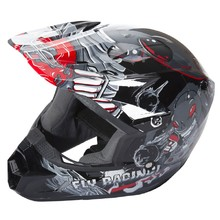 MX helma Fly Racing Kinetic Youth Invasion