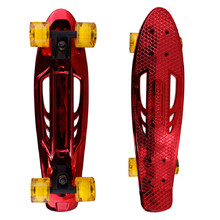 Pennyboard Karnage Chrome Retro