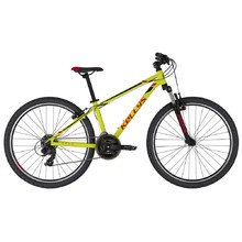 "Juniorské kolo KELLYS NAGA 70 26"" - model 2021 - Neon Lime"