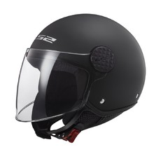 Moto přilba LS2 OF558 Sphere Solid - Matt Black