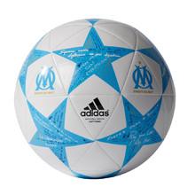 47eadc32b85 Fotbalový míč Adidas Capitano Finale 16 Olympique Marseille AP0403  bílo-modrá