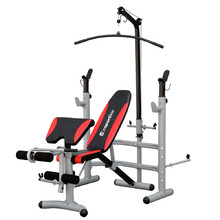 Bench press lavice inSPORTline Bastet