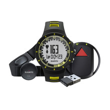 Pulzmetery Suunto Quest Yellow GPS Pack