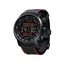 Outdoorový computer Suunto Elementum Terra N/ Black/Red leather