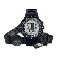 Měřič pulsu Suunto Quest Black Running Pack