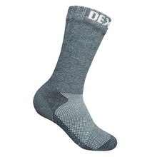 Nepromokavé ponožky DexShell Terrain Walking Sock - Heather Grey