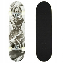 Skateboard Spartan Ground Control - Grey Viking