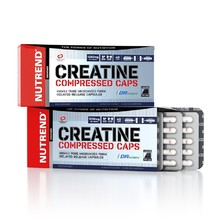 Kreatin Nutrend Creatine Compressed Caps 120 kapslí