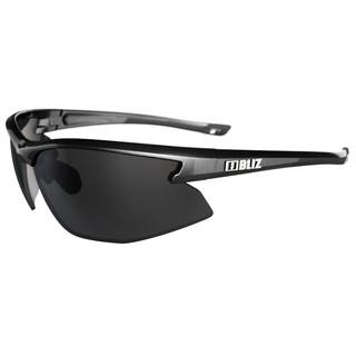 Sportovní sluneční brýle Bliz Motion černá s černými skly