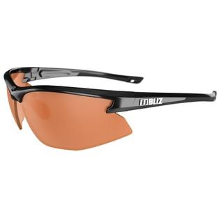 Sportovní sluneční brýle Bliz Motion černá s oranžovými skly