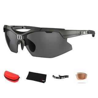 Sportovní sluneční brýle Bliz Force černé