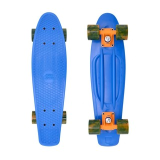 Penny board Street Surfing Beach Board Ocean Breeze, modrá