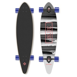 Longboard Street Surfing Pintail - Surfs Up 40""